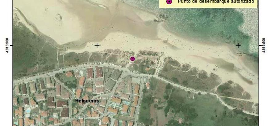 punto-desembarque-playa-helgueras-noja
